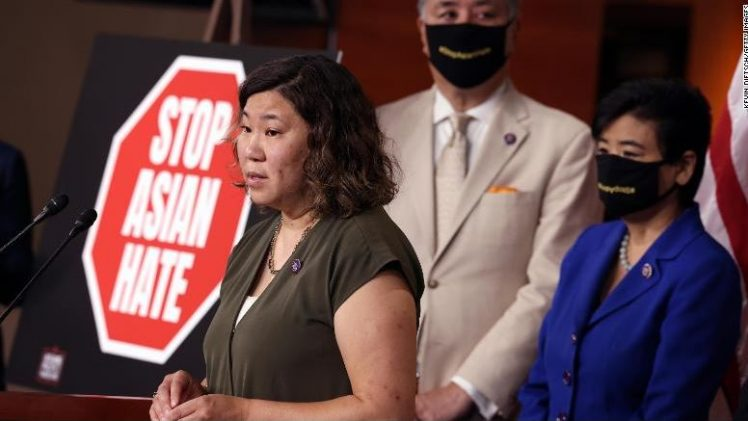 House passes bill to counter rise in anti-Asian hate crimes