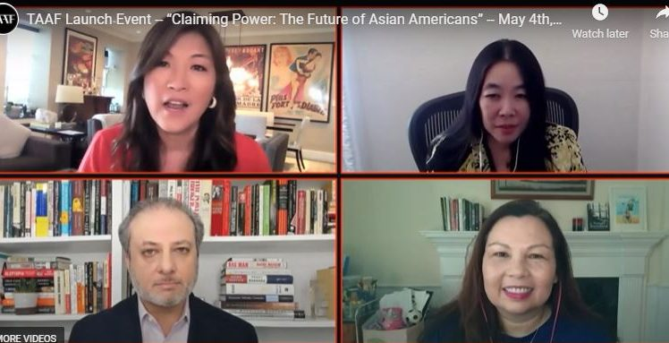 Lesson 5 – Claiming Power: The Future of Asian Americans