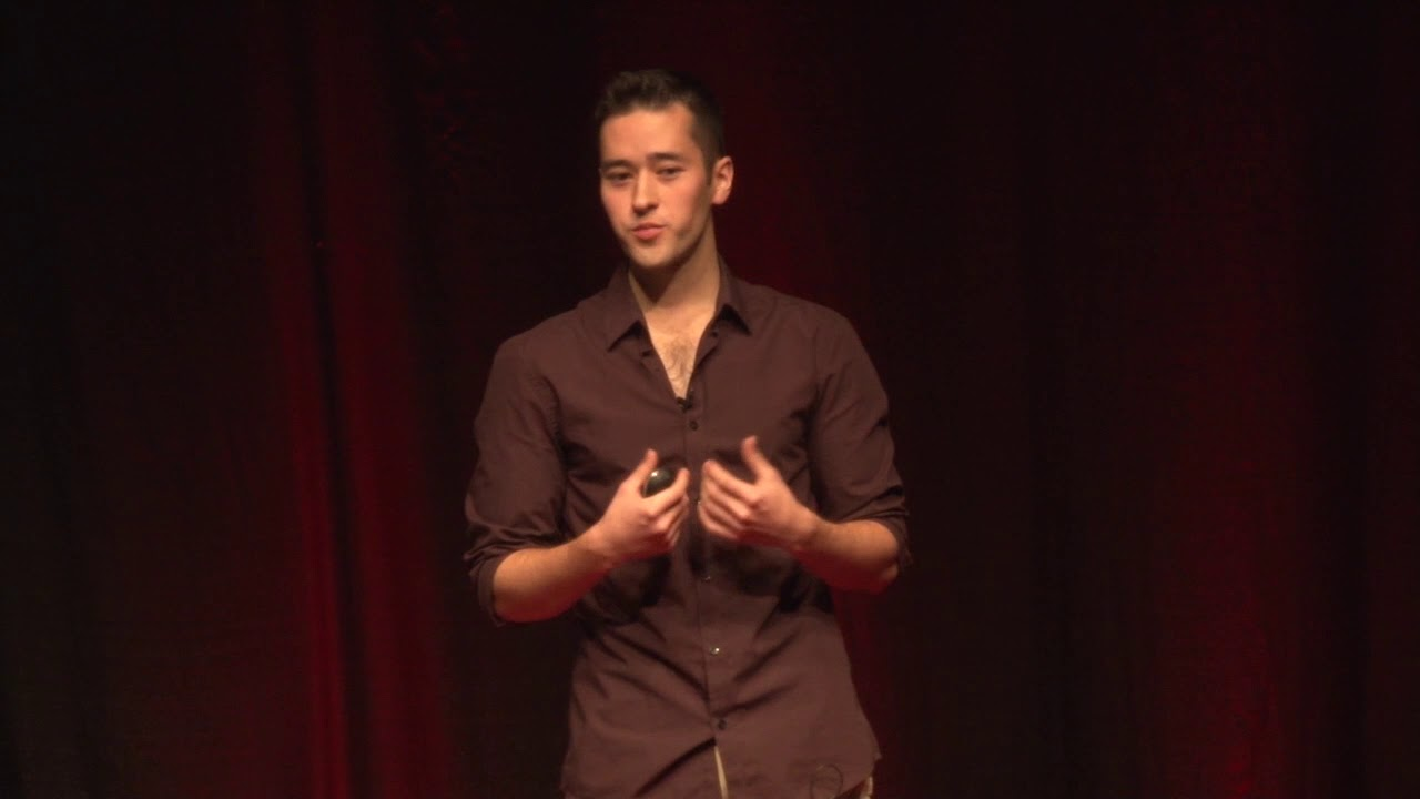 Asian Misrepresentation in Media   Peter Westacott   TEDxIthacaCollege
