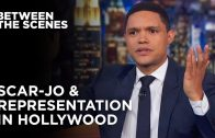 What Scarlett Johansson's Missing in the Representation Debate – Between the Scenes   The Daily Show