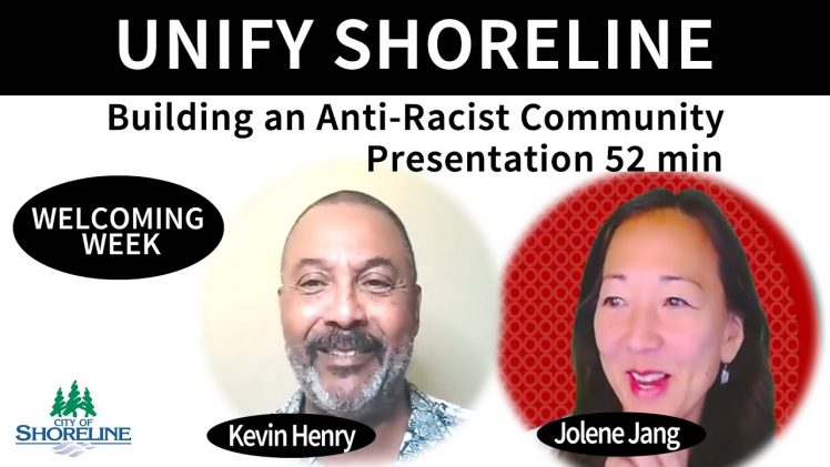 Unify Shoreline- Building an anti-racist community